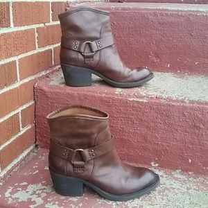 ▪Lucky Brand Leather Boots▪